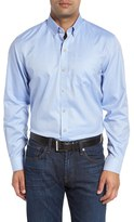 Cutter & Buck Men's Big & Tall 'San Juan' Classic Fit Wrinkle Free Solid Sport Shirt