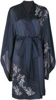 Carine Gilson mid-length kimono