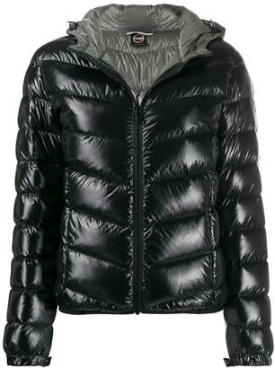 Colmar padded logo jacket