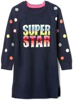 Gap Super star sweater dress