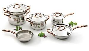 Berghoff 11-Piece Stainless Steel Studio Cookware Set