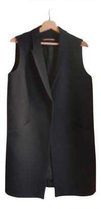 Comptoir des Cotonniers Black Polyester Coats
