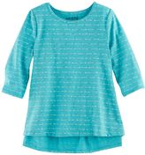 Girls 4-10 Jumping Beans® Patterned Top