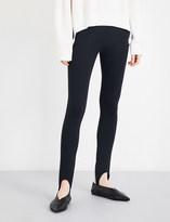 Helmut Lang Skinny high-rise jersey leggings