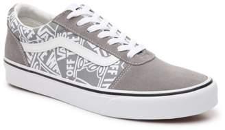 Vans Ward Lo Logo Sneaker - Men's