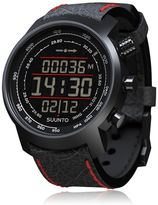 Suunto Elementum Terra Leather & Steel Watch
