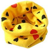 Changeshopping Autumn Winter Boys Girls Collar Baby Scarf Cotton O Ring Neck Scarves