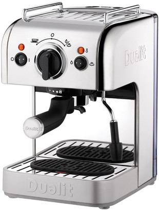 Dualit 3-In-1 Espresso Machine With Nx Adapter