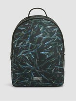 Calvin Klein Jaylen Leaf Print Backpack