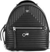Fendi mini quilted backpack