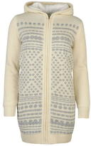 Soul Cal SoulCal Lined Knit Hoody Ladies