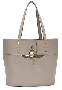 Chloé Women's Small Aby Leather Tote