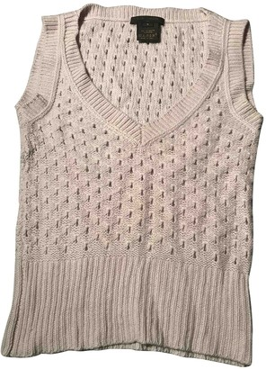 Louis Vuitton Pink Cashmere Top for Women