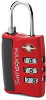 Samsonite Combination Lock
