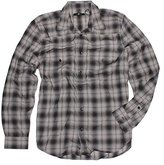 7 For All Mankind Men's Plaid Western Shirt