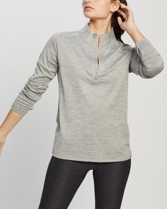 2XU Pursuit Thermal 1/4 Zip L/S Top