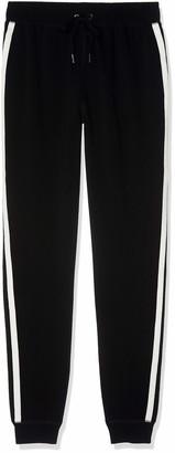 Find. Amazon Brand Women's Soft Side Stripe Jersey Jogger Trouser