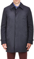 Herno Men's Laminar Raincoat-NAVY