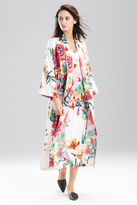 Natori Peony Bouquet Robe