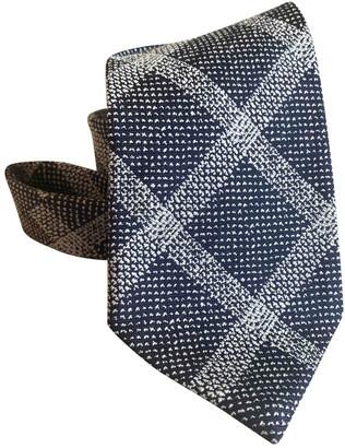 Tom Ford Grey Silk Ties