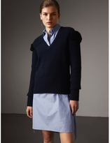 Burberry Pull en laine et cachemire