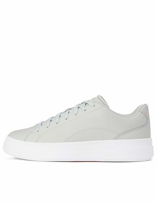 CARE OF by PUMA Womens Leather Platform Low-Top Trainers