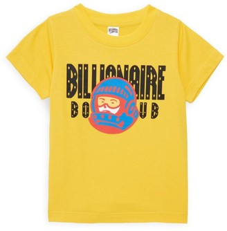 Billionaire Boys Club Little Boy's & Boy's Super Helmet Logo Tee
