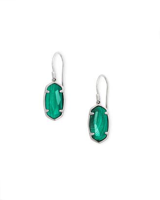 Kendra Scott Lee Sterling Silver Drop Earrings