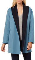 Jaeger Double Faced Wool Rich Duster Coat