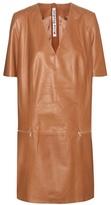 Acne Studios Lika Leather Dress