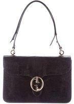 Gucci Lizard 1973 Medium Flap Bag