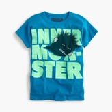 J.Crew Boys' glow-in-the-dark Max the Monster T-shirt