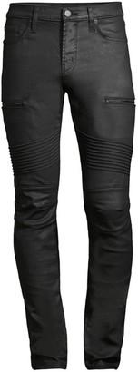 J Brand Acrux Biker Skinny Jeans