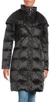 Tahari Cassandra Long Puffer Coat