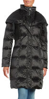 Tahari Hooded Down Coat