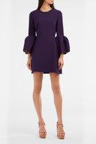 Roksanda Hadari Bell-Sleeved Dress