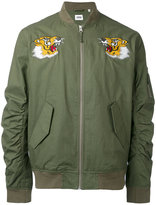 Edwin Tigers bomber jacket - men - Cotton/Nylon - S
