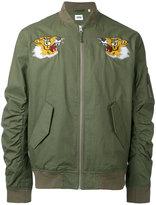 Edwin Tigers bomber jacket