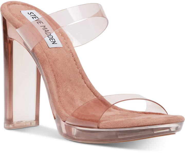 01f6cf307a828 Women Glassy Dress Sandals