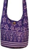 Tonka Cotton Turtle Boho Crossbody bags Shoulder Bags Messenger Bags Hobo Bags Hippie Bag Hippie Clothes Bohemian