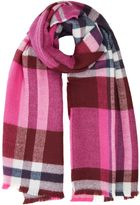 Oasis Annabelle Check Scarf