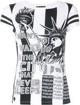 Philipp Plein studded T-shirt
