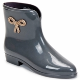 mel ANKLE BOOTS Grey
