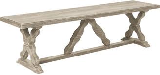 OKA Conisbrough Bench - Grey