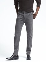 Banana Republic Slim Gray Japanese Traveler Jean