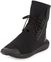 Men's High Top Leather Boots - ShopStyle