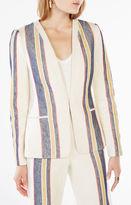 BCBGMAXAZRIA Emmett Striped Blazer