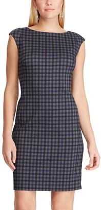 Chaps Women's Fit & Flare Dress