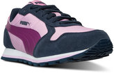 Puma Girls' ST Runner Casual Sneakers from Finish Line