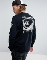 Element Long Sleeve T-shirt With Control Back Print